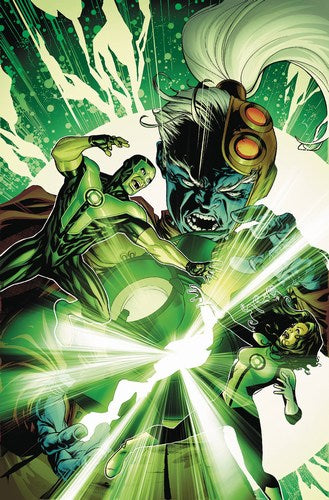 Green Lanterns TP Volume 4 (The First Rings (Rebirth))