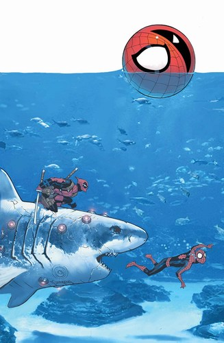 Spider-Man Deadpool (2016) #23 (Leg)