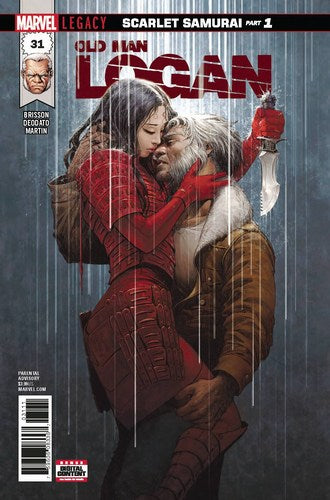 Old Man Logan (2016) #31 (Leg)