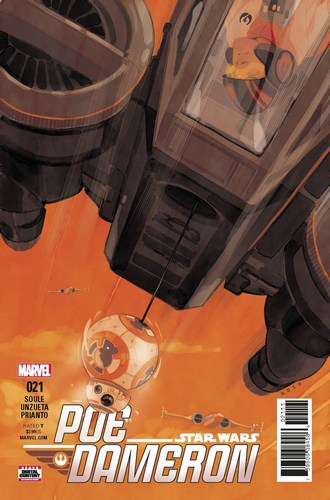 Star Wars Poe Dameron (2016) #21