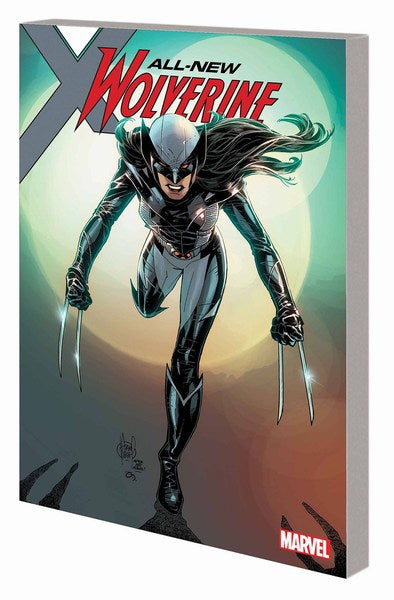 All New Wolverine TP Volume 4 (Immune)