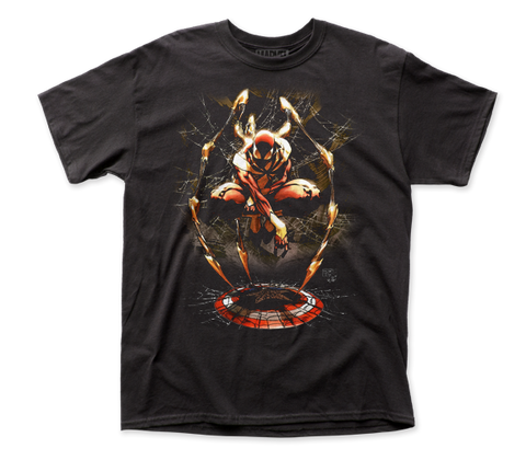 SPIDER-MAN IRON SPIDER MENS T-SHIRT