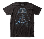 STAR WARS VADER MASK FITTED JERSEY T-SHIRT