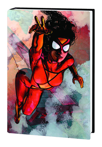 Spider-Woman: Agent of S.W.O.R.D. Premiere HC