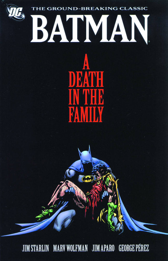 Batman: A Death in the Family TP  (New Edition)