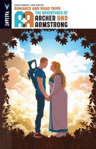 A&A Adventures of Archer & Armstrong TP Volume 2 (Romance And Road Trips)