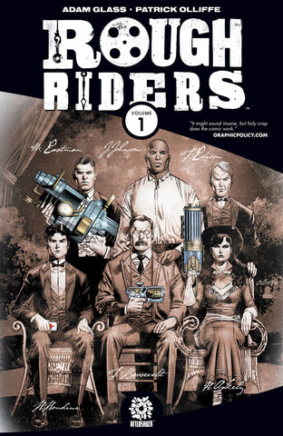 ROUGH RIDERS TP VOLUME 1 GIVE THEM HELL