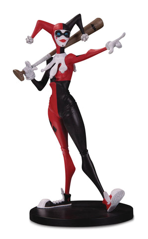 DC ARTISTS ALLEY HARLEY VINYL FIG NOOLIGAN