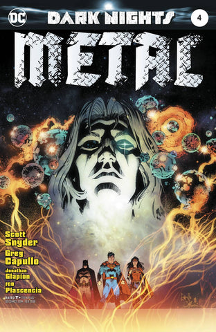 Dark Nights Metal (2017) #4