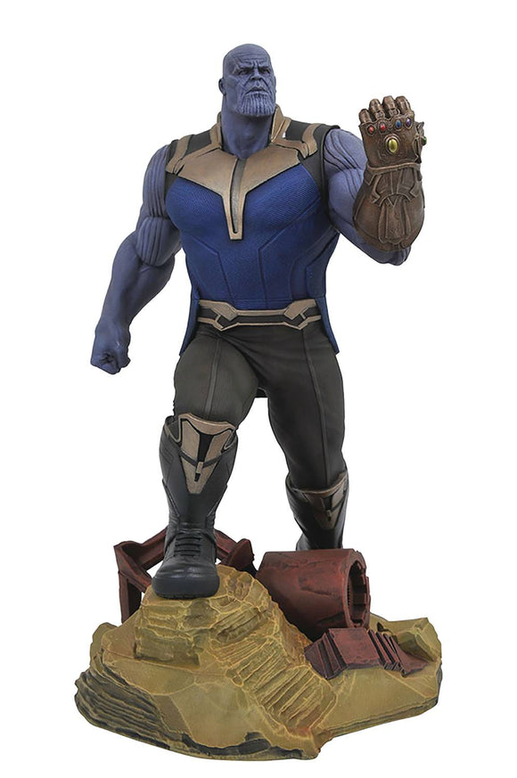 Marvel Gallery Avengers 3 Thanos PVC Statue