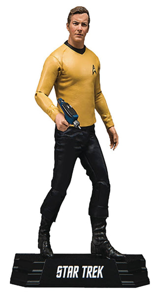 Star Trek 7-Inch James Kirk Action Figure
