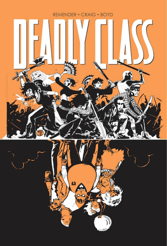 Deadly Class TP Volume 7 (Love Like Blood)