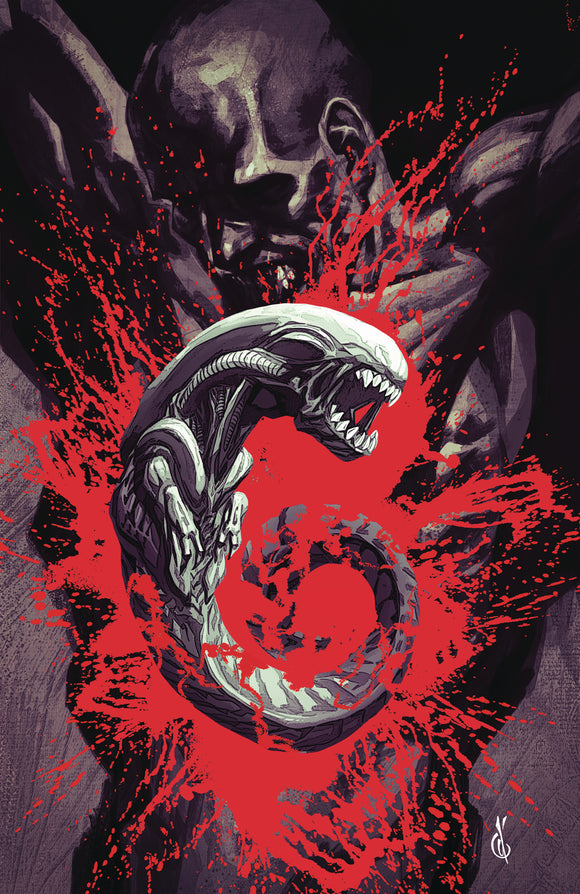 Aliens Dust to Dust (2018) #3 (Var D Anda Cover)