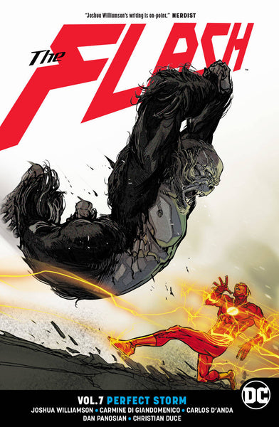 Flash TP Volume 7 (Perfect Storm)