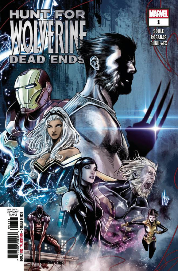 Hunt for Wolverine Dead Ends (2018) #1