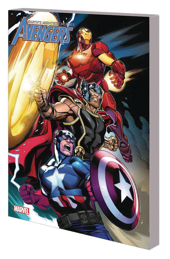 Avengers by Jason Aaron TP Volume 1 (FINAL HOST)