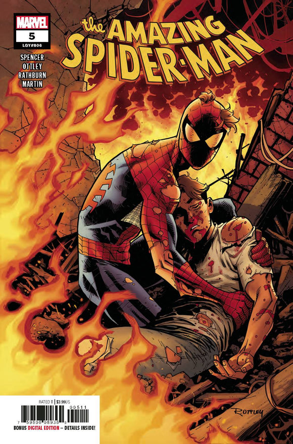 Amazing Spider-Man (2018) #5