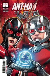 Ant-Man and the Wasp (2018) #5