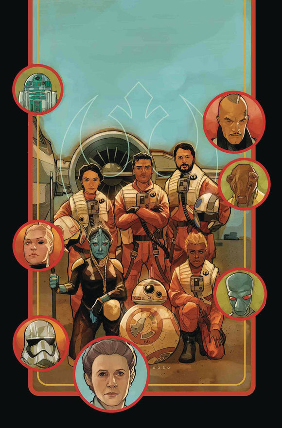 Star Wars Poe Dameron (2016) #31