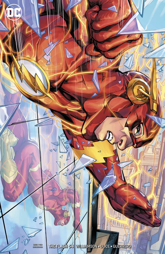 Flash (2016) #54 (VAR ED)