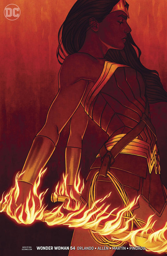Wonder Woman (2016) #54 (VAR ED)