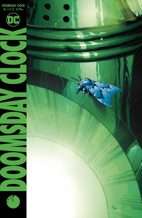 Doomsday Clock (2017) #7