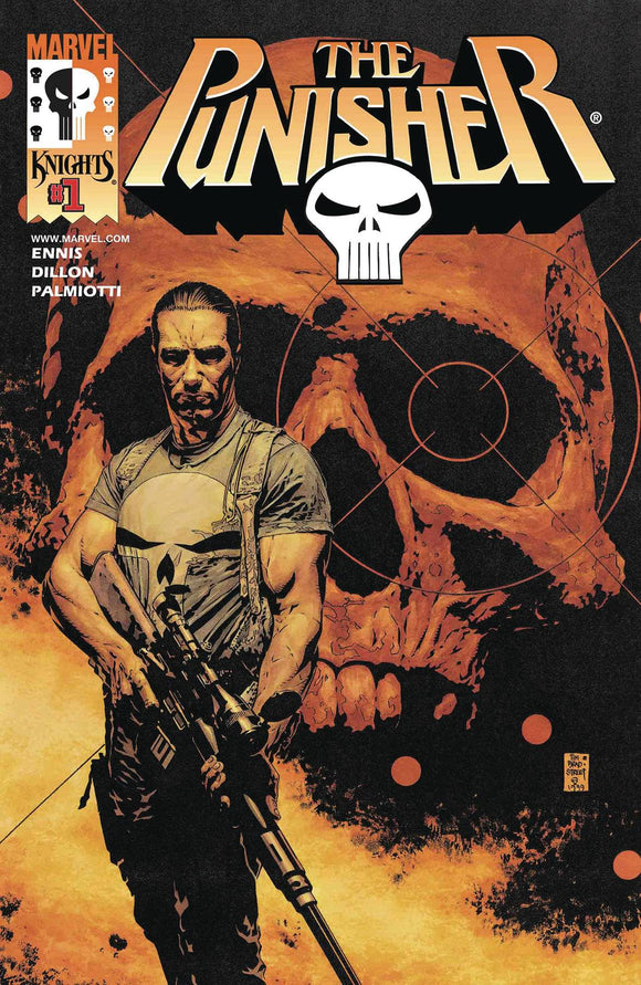 True Believers Punisher by Ennis & Dillon (2018) #1
