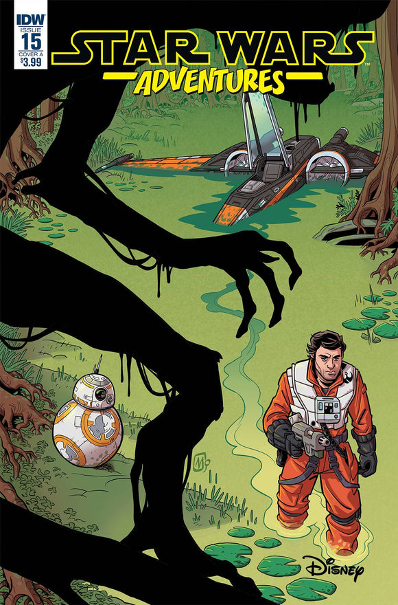 Star Wars Adventures (2017) #15 (CVR A MAURICET)