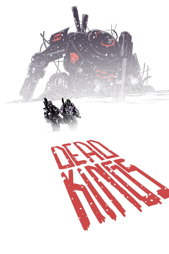 Dead Kings (2018) #1 (CVR A DOW SMITH)