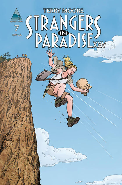 Strangers in Paradise XXV (2018) #7