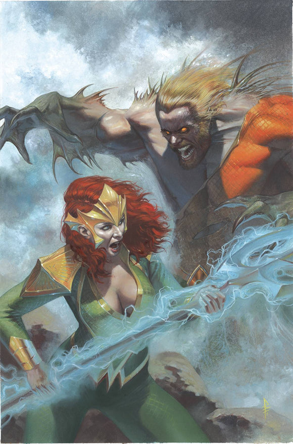 Aquaman (2016) #41 (DROWNED EARTH)