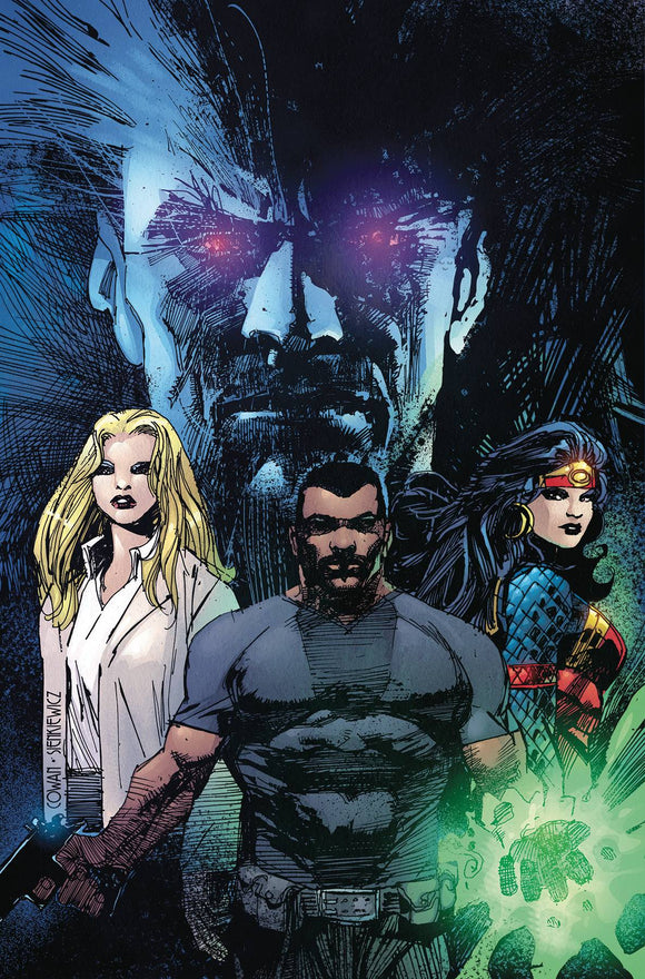 Wildstorm Michael Cray (2017) #12
