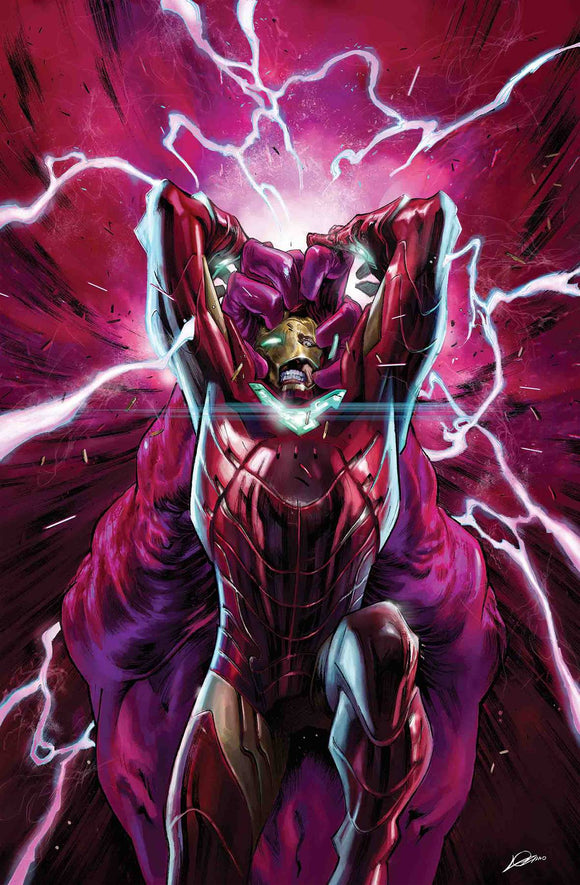 Tony Stark Iron Man (2018) #6