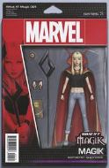 What If? Magik (2018) #1 (Christopher Action Figure Variant)