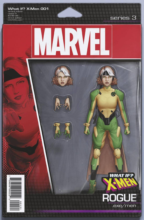 What If? X-Men (2018) #1 (Christopher Action Figure Variant)