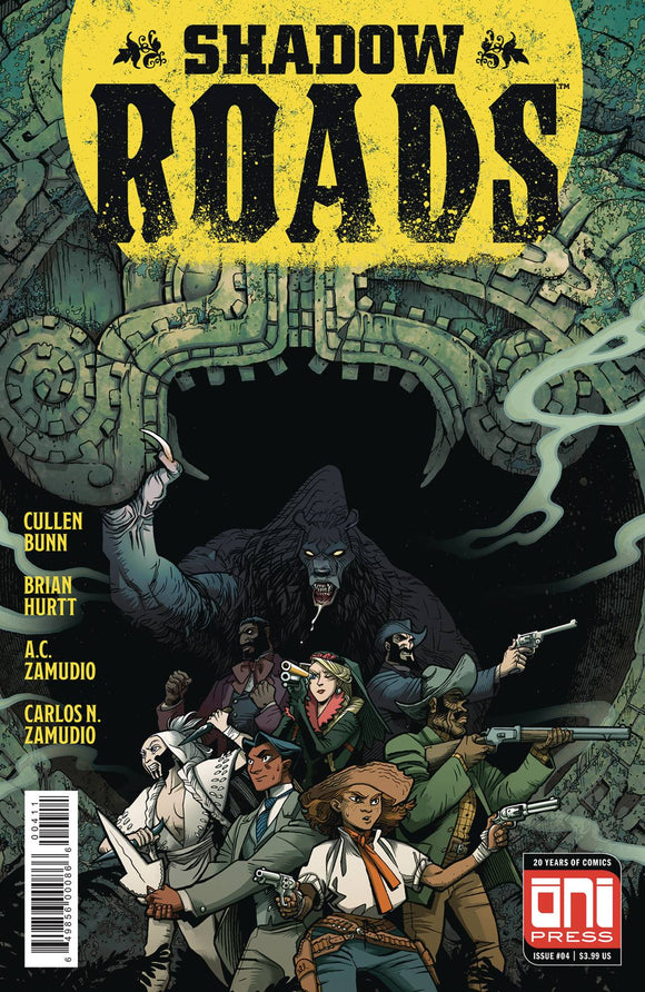 Shadow Roads (2018) #4