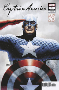 Captain America (2018) #4 (CASSADAY MKXX VAR)