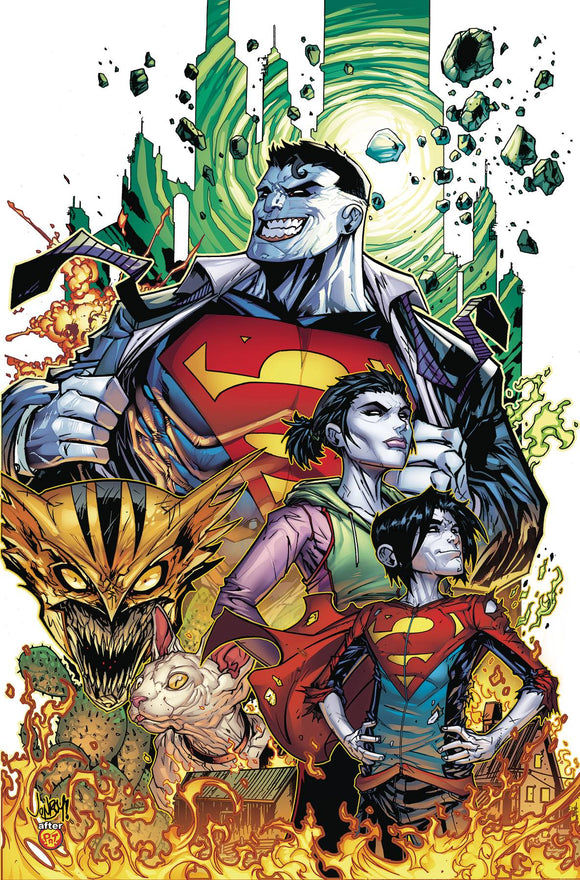 Superman TP Volume 7 (BIZARROVERSE REBIRTH)