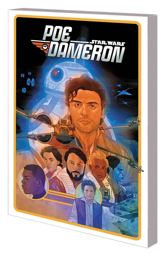 Star Wars Poe Dameron TP Volume 5 (SPARK FIRE)