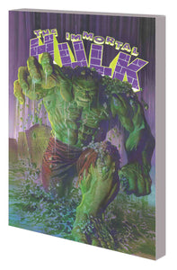 Immortal Hulk TP Volume 1 (OR IS HE BOTH)
