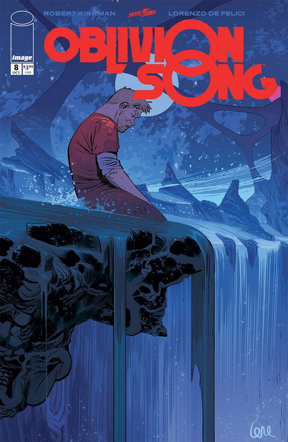 Oblivion Song by Kirkman & De Felici (2018) #8