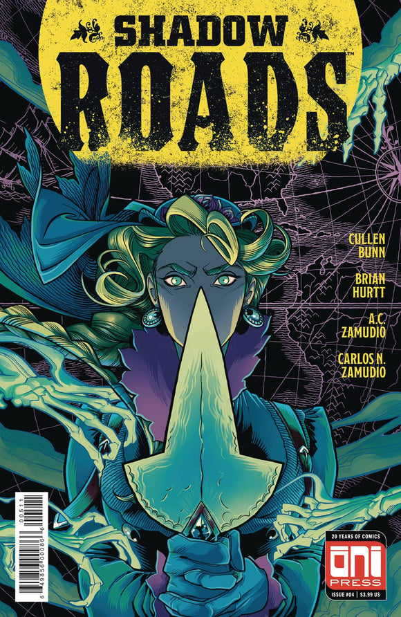 Shadow Roads (2018) #5