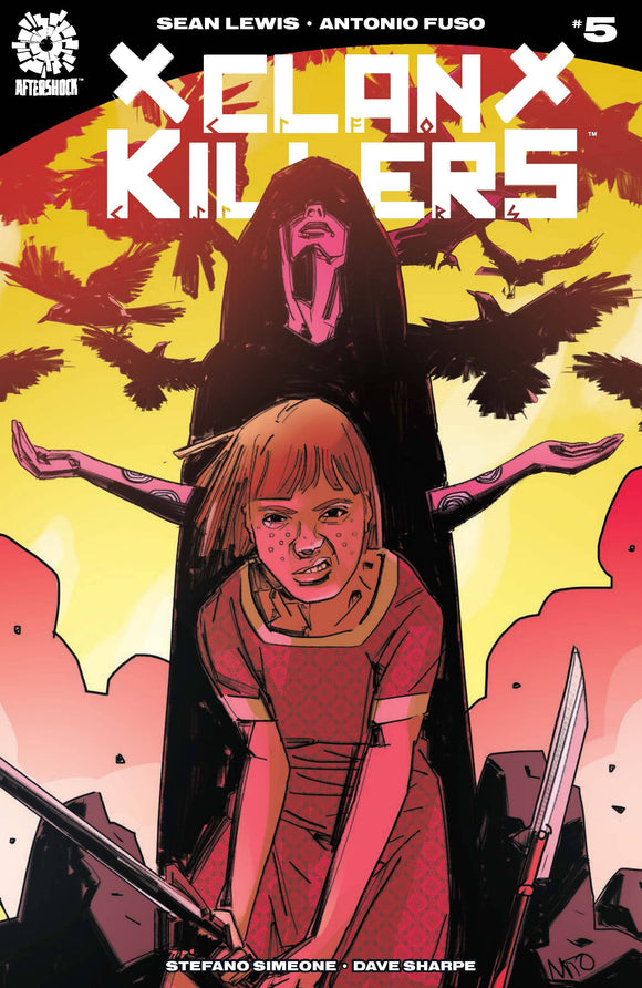 Clankillers (2018) #5