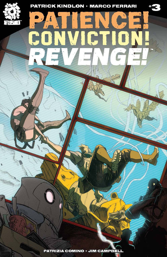 Patience Conviction Revenge (2018) #3