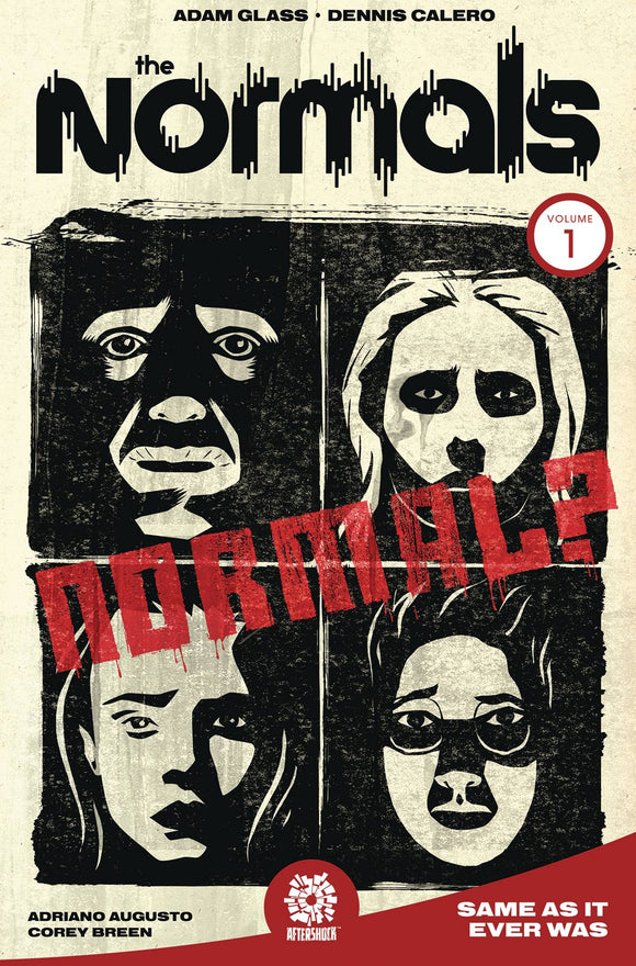 THE NORMALS TP VOLUME 1 SAME AS IT EVER WAS