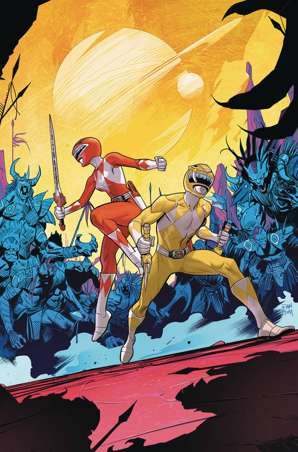 Go Go Power Rangers (2017) #14 (MAIN & MIX SG)