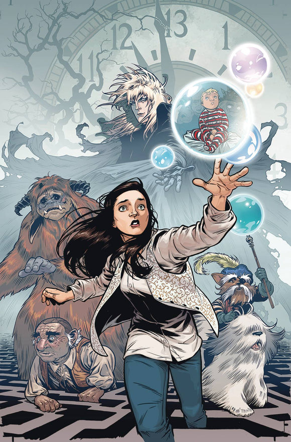 Jim Henson Lanyrinth Under Spell (2018) #1 (MAIN)