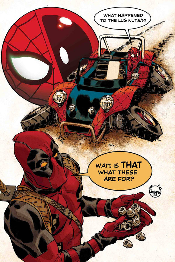 Spider-Man Deadpool (2016) #41