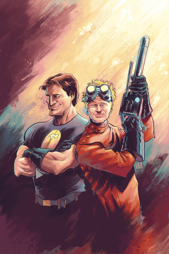 Dr Horrible Best Friends Forever (2018) #0 (CVR A MOON)