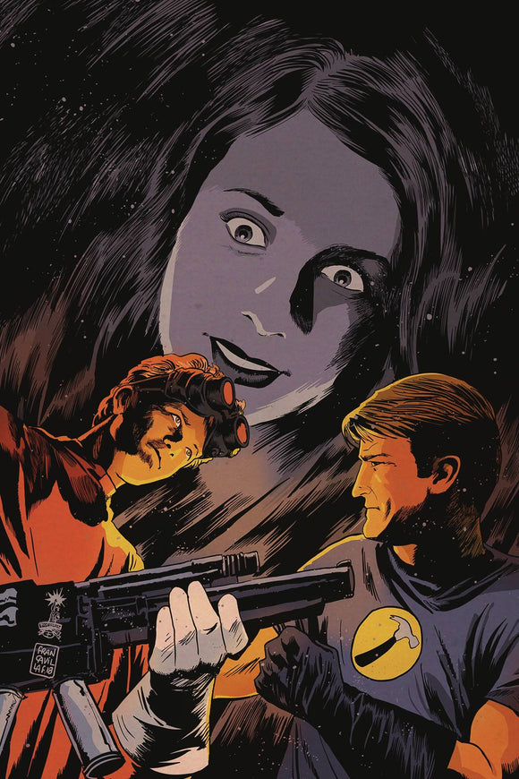 Dr Horrible Best Friends Forever (2018) # (CVR B FRANCAVILLA)